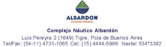 servicio tecnico albardon