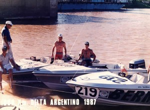 1000km Bermuda 1987