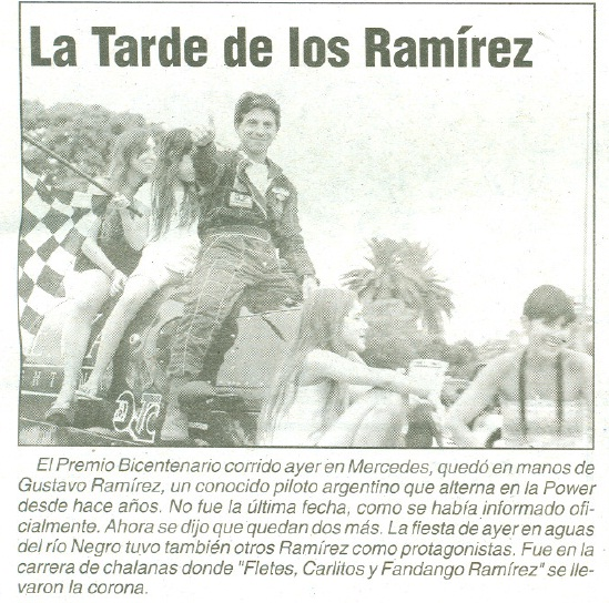 La Tarde de los Ramirez