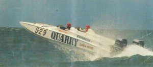 Gustavo Ramirez equipo Quarry offshore
