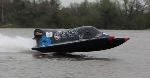 Gustavo Ramirez Campeon Argentino F1 power boats